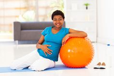 "Women who exercised reduced their risk of pregnancy-related -- or ""gestational"" -- diabetes by more than 30 percent. For women who exercised throughout pregnancy, the risk of gestational diabetes was 36 percent lower. http://1.usa.gov/1KpSarl"
