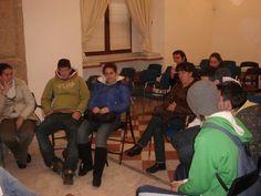 """2009-02-02 DD.HH. en Cáceres. Taller formativo """"Teatro forum en el aula"""""""
