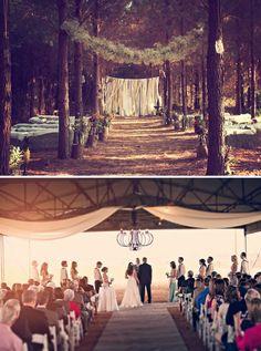 Outdoor Wedding Ceremonies, wedding venues ideas and trends decor