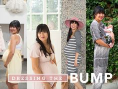 Dressing the Bump - Maternity Style Series from  Joy Cho of the blog OhJoy!