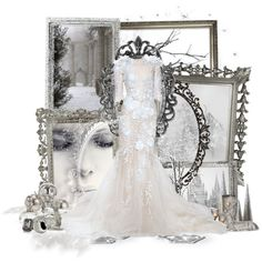 """The Realm of the Snow Queen"" by missm26 on Polyvore"