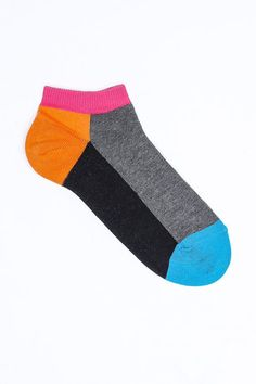 Color block socks
