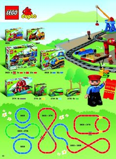 Duplo - Train Starter Set [Lego 5608]