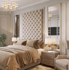 Modern Luxury Bedroom, Master Bedroom Interior, Luxury Bedroom Design, Master Bedroom Design, Luxurious Bedrooms, Home Decor Bedroom, Bedroom Designs, Contemporary Bedroom, Bedroom Ideas