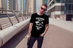 About the tee If you want a baggy t shirt then buy the size up. Great Birthday Gifts, High Quality T Shirts, Tee Shirts, Tees, Funny Tshirts, Cool Stuff, Cotton, Mens Tops, Ebay