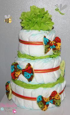 Tuto du gâteaux de couches
