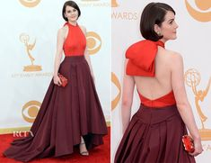 michelle dockery emmys 2013 - 2nd Fave Look of the night!