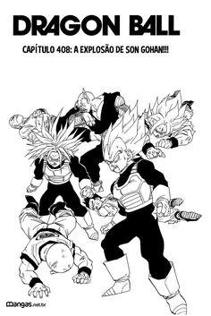 Ler mangá Dragon Ball - Capítulo 408 online