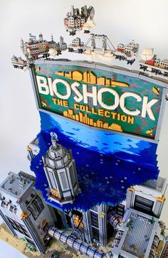 BioShock Revisited Detail Above View | by Imagine™