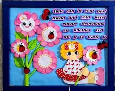 Bulletin Boards Art For Kids Back To School Paper Chart