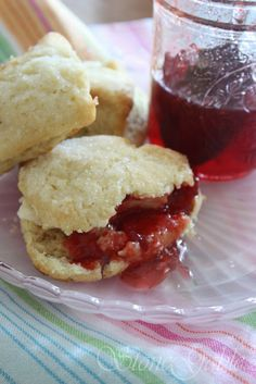 Have to try to make scones one day,..