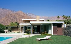 Kaufmann House. The most beautiful house in the world.