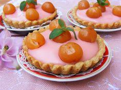 Makacska konyhája: Cseresznyés tortácskák