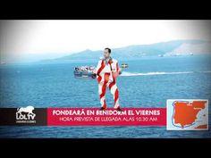 ▶ Gabarra del Athletic navegando hacia Barcelona (Final Copa 2015) - YouTube