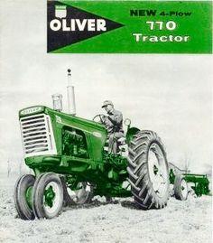 OLIVER 770 Ad