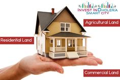 Invest in Residential land, Commercial Land and Agricultural Land in #Dholera SIR and Get Instant Benefits. Get in Touch with us: http://www.investindholerasmartcity.com/