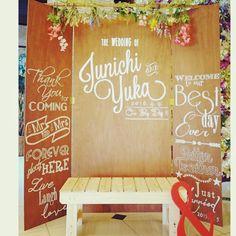 結婚式のフォトブースのデザイン・作り方まとめ | marry[マリー]