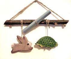 Favole su legno - Kalibu creareRicreare di Kalibu creareRicreare su DaWanda.com