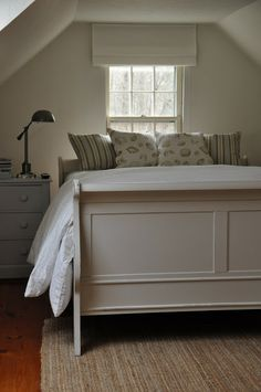 SUMMER HOUSE MASTER BEDROOM, ALMOST READY FOR A NAP!