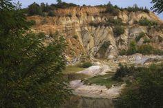 The Blue Lagoon,Aghires,Cluj (Romania) Blue Lagoon, Romania, Waves, Landscape, Nature, Scenery, Naturaleza, Ocean Waves, Nature Illustration