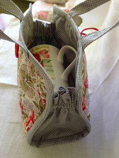 Un autre sac à mug !! - l'atelier de Françoise