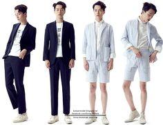 Korea Model모델 /Idol아이돌: 張基勇 ROLITA 2013S/S lookbook