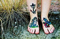 AllTattooLadies | Site sobre Tatuagens Femininas0