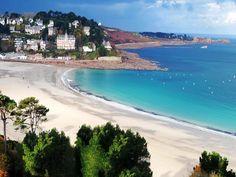 Perros Guirec Bretagne France