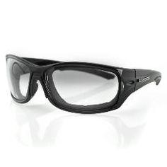 Bobster Sunglasses - Bobster Rukus Anti-Fog Photochromic Motorcycle Sunglasses