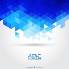 Geometric vector background