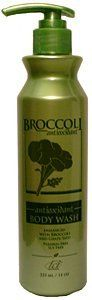 ICI Natural Broccoli Antioxidant Body Wash Enhanced With Broccoli & Grape Seed 11 Fl.Oz. by ICI Natural. $13.00. Paraben-Free & SLS-Free. Broccoli, Grape Seed Oil, Coconut Oil & Vitamin E. Antioxidants Provide Natural Skin Protection. Infused With Powerful Antioxidant Extracts. Refreshing Antioxidant Shower Gel. ICI Natural Broccoli Antioxidant Body Wash Enhanced With Broccoli & Grape Seed 11 Fl.Oz. This is a refreshing shower gel with the added benefits of antioxida...