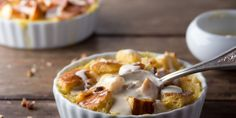 I made this for my Hubby, and I think he loves me a little bit more 😊 Golden Corral Bread Pudding Recipe, White Bread, Pudding Recipes, Mashed Potatoes, Vegetarian, Ethnic Recipes, Desserts, Food, Whipped Potatoes