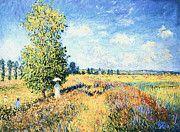 "New artwork for sale! - "" Claude Monet - The Summer Poppy Field by Claude Monet "" - http://ift.tt/2l6NKNB"
