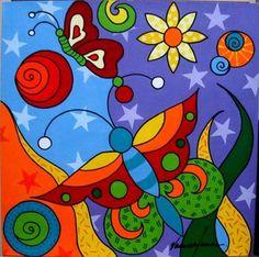 Blog de vanessalima :Vanessa Lima em arte, O vôo das borboletas III