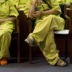One-Third of the World's Women in Prison Have One Striking Thing in Common