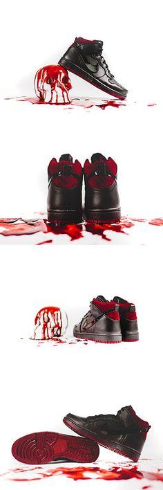 "Nike Dunk High ""Coffin"" Still Available https://www.kickbackzny.com/shop/nike-sportswear/nike-dunk-high-cmft-premium-qs-coffin/"