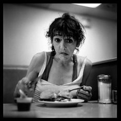 The outstanding documentary photography of Claire Martin, drug addict