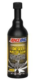 Data Bulletin Amsoil Diesel Injector Clean (ADF) Product Highlights Removes performance-robbing deposits from diesel fuel injectors to restore horsepower and improve fuel economy. It is formulated for all types of diesel engines, including high-pressure common-rail designs. AMSOIL Diesel...