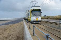 Tram 0 Kusttram | Knokke > Oostende > De Panne