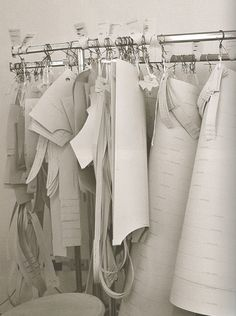 Prada patterns photographed by Brigitte Lacombe
