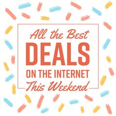 Deals from H&M, Think Geek, J.Crew Factory, and more!