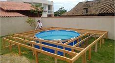 His DIY Swimming Pool Saved Him THOUSANDS… I'm JEALOUS.