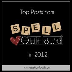 Top post from @SpellOutloud from 2012