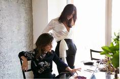Ladybirds Nest: Office Chic
