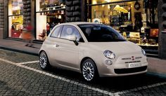 フィアット 500に甘い特別仕様車登場|Fiat