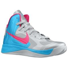 Nike Hyperfuse Men s Basketball Shoes. These look way to girly to be guy s  basketball shoes bb909bd3f
