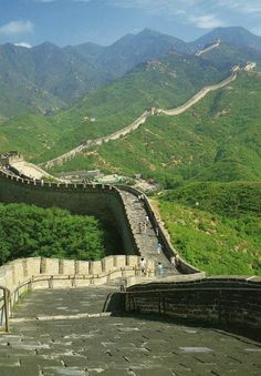 Great Wall of China Mughal Architecture, Historical Architecture, Great Wall Of China, China Wall, China China, Acropolis Greece, Agra Fort, Asia, Ancient Ruins