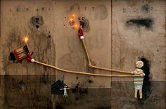 David Lynch, Who Began as a Visual Artist, Gets a Museum Show - NYTimes.com