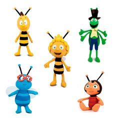maya the bee characters - Google Search