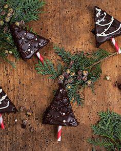 Vánoční brownies stromečky - SONNENTOR.cz